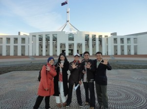 June MEP Group 2012 | Australia Parliament House